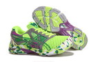 Asics Women's Gel Noosa Tri 7 Green Yellow Slate Gray Lime Green